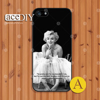Marilyn Monroe, Phone cases, iPhone 5 case, iPhone 5s case, iPhone 4 case, iPhone 4s case, Case for iPhone, Skins,Cover Skin--A50644