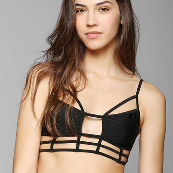 One Teaspoon Caged Bra Top - Urban Outfitters
