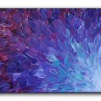 Canvas Wall Art from DiaNoche Designs Home Decor Ideas - Scales of a Different Color