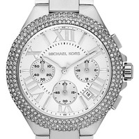 Michael Kors 'Camille' Chronograph Bracelet Watch, 43mm | Nordstrom