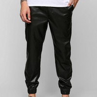 Feathers Lightweight Faux-Leather Jogger Pant  - Urban Outfitters