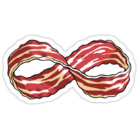 The Shirt of Infinite Bacon T-Shirts & Hoodies