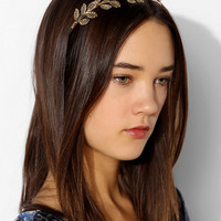 Athena Headband - Gold One