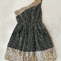 Beautiful Shimmer Dress [4821] - $42.00 : Vintage Inspired Clothing & Affordable Dresses, deloom | Modern. Vintage. Crafted.