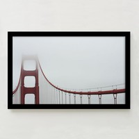 Framed Print - San Francisco