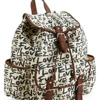 LOVE FUN BACKPACK