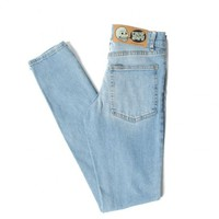FAVORITE USED TIGHT SKINNY JEANS-CHEAP MONDAY