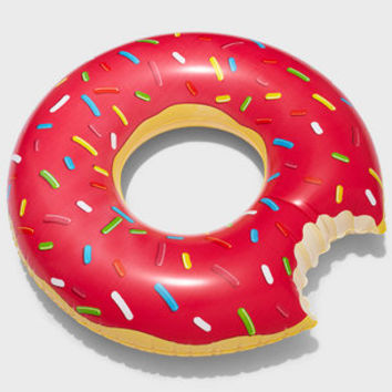 Gigantic Donut Pool Float Donut Inner From Fredflare Com