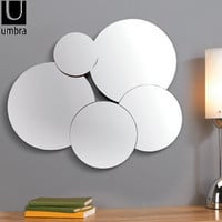 Umbra Cumulus ? modern multi mirror ? buy from Red Candy