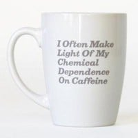 Onion Store &gt; Chemical Dependence Mug