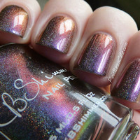 Myth You Lots Multichrome Holographic Color Shifting Nail Polish- 0.5 oz Full Sized Bottle