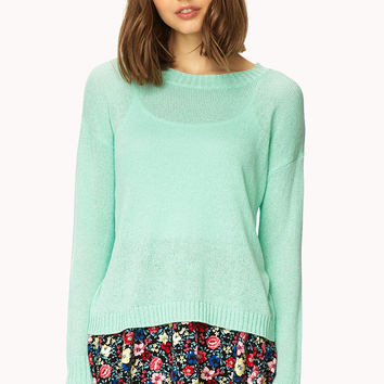 Easy Day Sweater