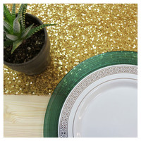 Isobel Table Runner in Gold