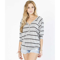 AT STAKE HENLEY TOP