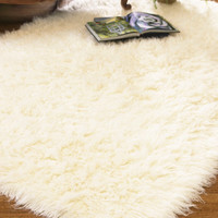 Flokati Rug - Area Rug, New Zealand Wool | Soft Surroundings