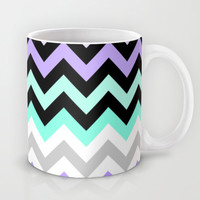 Chevron #14 Mug by Ornaart