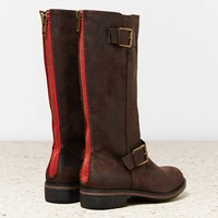 AEO CONTRAST ZIP RIDING BOOT