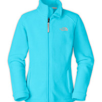 The North Face Girls' Jackets & Vests GIRLS' LIL' RDT FLEECE JACKET