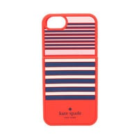 Kate Spade New York L'Aventura Stripe Pocket Phone Case for iPhone® 5 and 5s