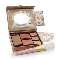 Too-Faced Natural Face Blush, Bronze and Brighten Set at HSN.com
