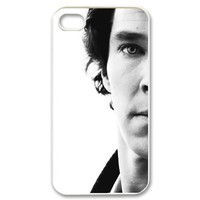 Sherlock Case for Iphone 4/4s Petercustomshop-IPhone 4-PC01757