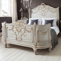 NEW! Bonaparte French Bed