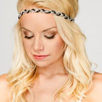 BRAID BEAD HEADWRAP