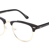 Slim Clubmaster Style Celebrity Reading Glasses RF9053