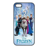 Disney Frozen Castle Case Cover Skin for Iphone 5 and 5s,Frozen Castle Iphone 5 and 5s Cases
