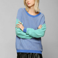 Coincidence & Chance Sail Away Colorblock Sweater - Urban Outfitters