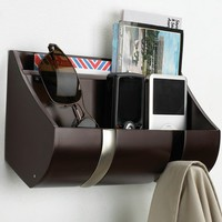 Cubby Wall Organizer with Coat Hooks on the redditgifts Marketplace