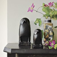 Blackened Owls | west elm