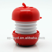 Delicate Bluetooth Apple Speaker With Factory Price And Top Quality Ce Certifacate Mini Speaker Nt-bs002 - Buy Apple Speaker,Bluetooth Mini Apple Speaker,Bluetooth Smart Mini Apple Speaker Product on Alibaba.com