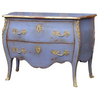 Cote France - Commode Louis XV