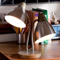 Share & Study Two-Headed Task Lamp