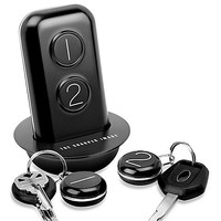 The Sharper Image® Wireless Remote Key Finder