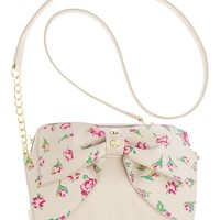 Betsey Johnson Bow Crossbody