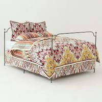 Dynamic Ikat Duvet Cover - Anthropologie.com