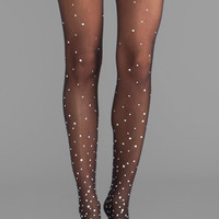 Wolford Marchesa Tights in Black
