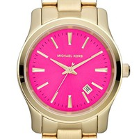 Michael Kors 'Jet Set Sport' Watch, 38mm | Nordstrom