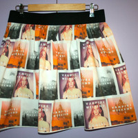 Vampire Weekend skirt