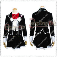 Source Yui Komori cosplay costume from DIABOLIK LOVERS Haunted dark bridal on m.alibaba.com