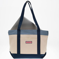 Vineyard Whale Classic Tech Tote