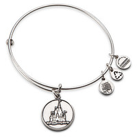 Walt Disney World Castle Charm Bracelet by Alex and Ani