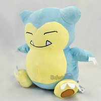 "New Pokemon 12"" Snorlax Rare Plush Soft Toy Doll^PC1968"
