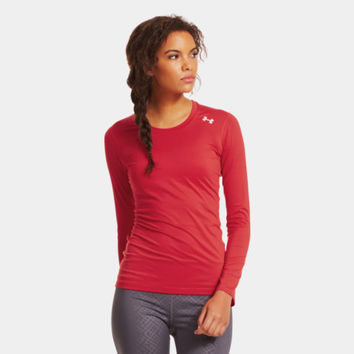Women's HeatGear Sonic Long Sleeve