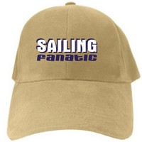 Sailing Fanatic Sand Baseball Cap Unisex