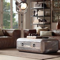 BLACKHAWK LARGE COFFEE TABLE
