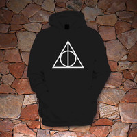 Sale Deathly Hallows Harry Potter hoodie
