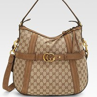 Gucci - GG Medium Hobo - Saks.com